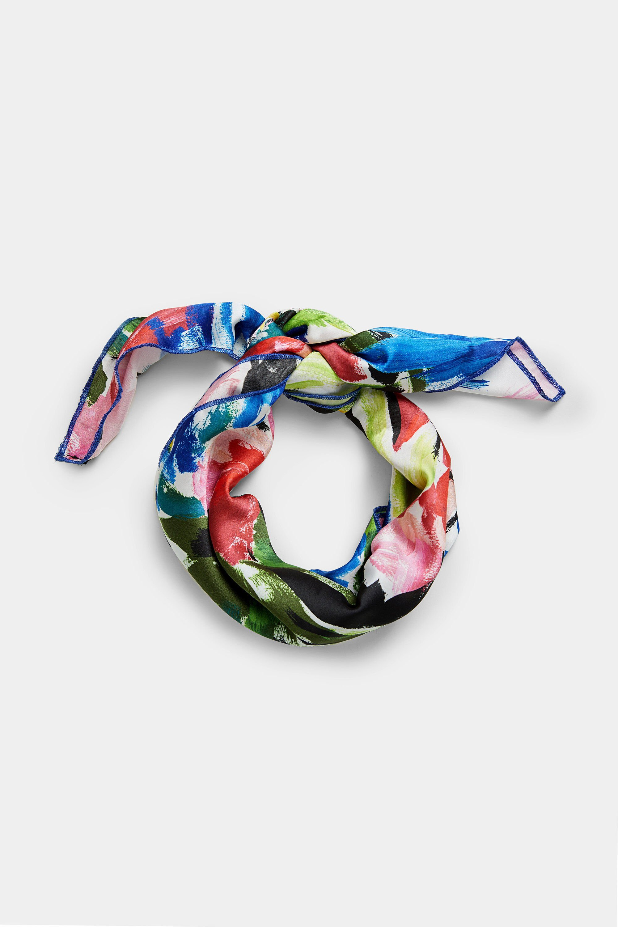 Foulard carré arty - MATERIAL FINISHES - U