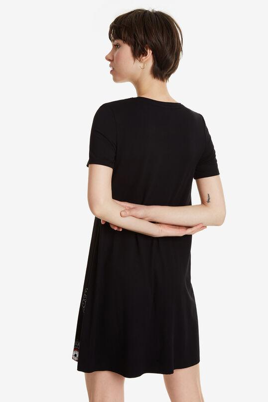 Basic Short-Sleeved Dress Lirica | Desigual