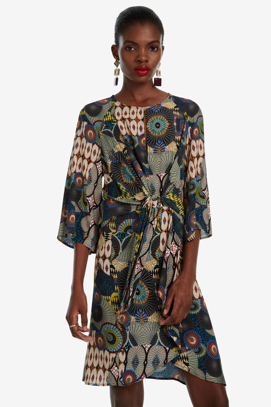 Dress Flowers Mina | Desigual