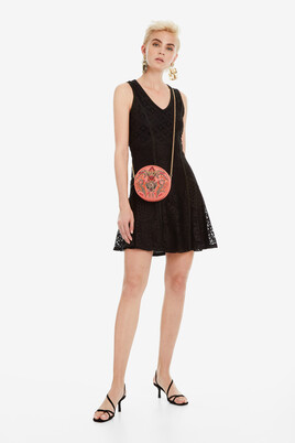 Black Sleeveless Dress Croacia