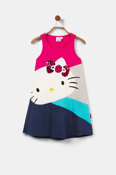 Robe évasée Hello Kitty | Desigual