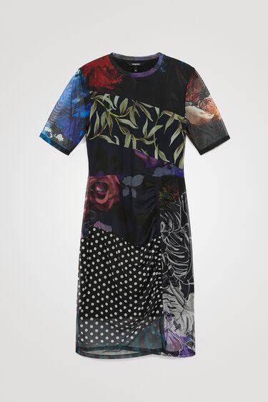 Slim midi-dress | Desigual