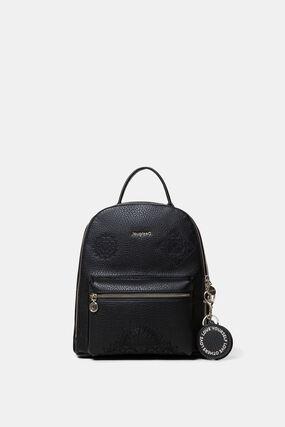 Mini sac à dos à mandalas en relief