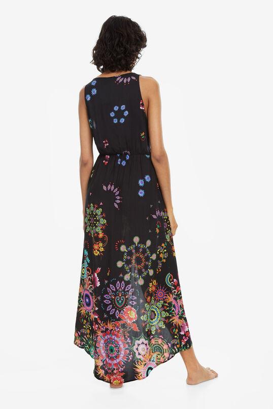 7d6c2ea8c188 Black Beach Dress - Magda | Desigual.com