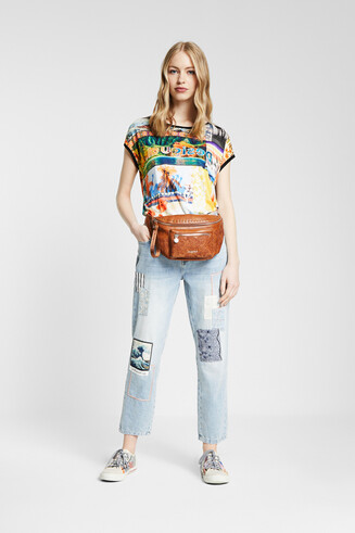 Multicolour T-shirt