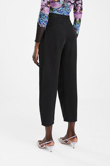 Comfortabele lange broek | Desigual