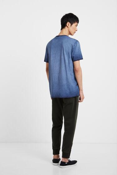 T-shirt patchs 100% coton | Desigual