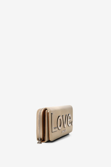 LOVE message coin purse | Desigual
