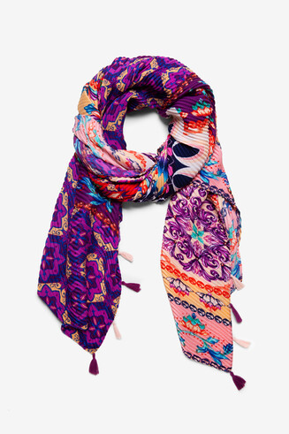 Indian Inspiration Scarf Agra