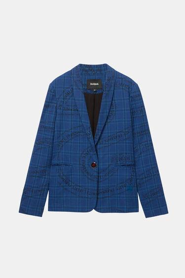 Desigualité tweed blazer | Desigual