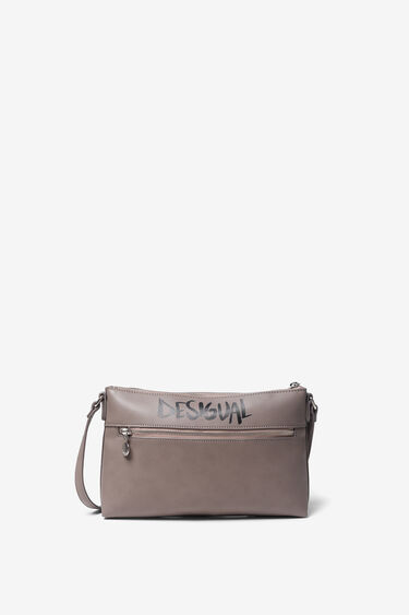 Two-tone mandala bag | Desigual