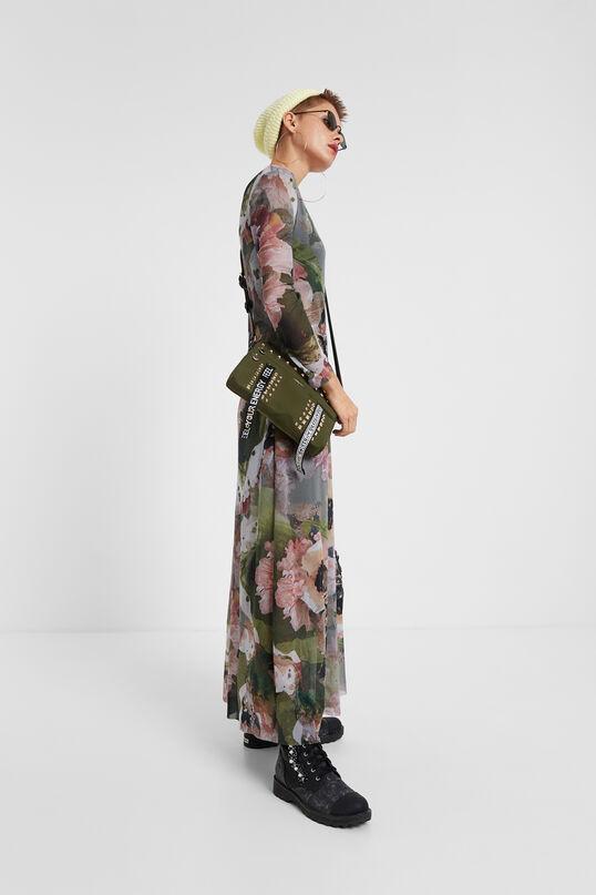 Długa sukienka w kwiaty | Desigual