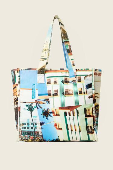 Shopping bag South Beach | Desigual