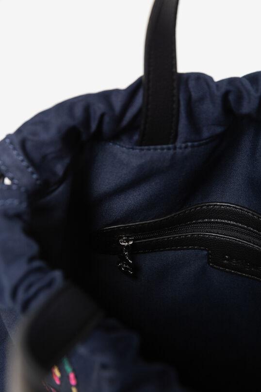 Robots strings backpacks | Desigual