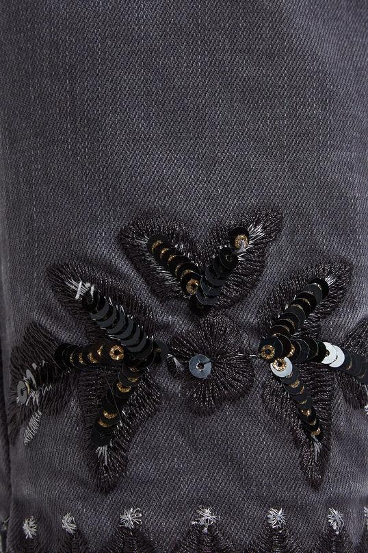 Boho denim trousers | Desigual