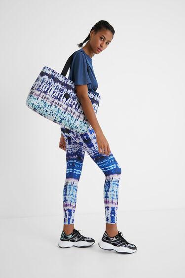 Sports bag tie-dye | Desigual
