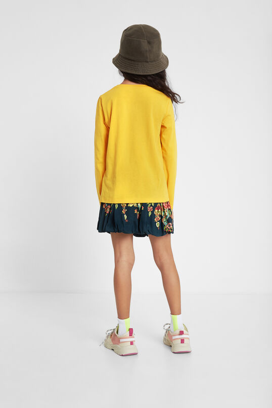 Window effect knot top | Desigual