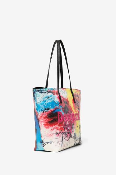 Arty shopping bag | Desigual