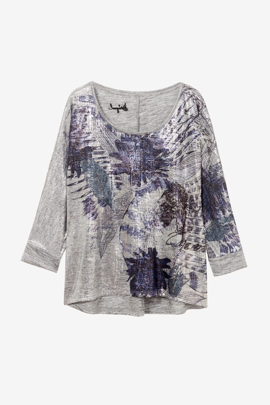 Maglietta stile bolimanía Sara | Desigual