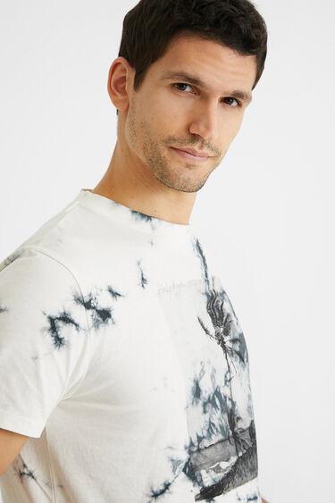 Batik-Shirt 100% Baumwolle | Desigual