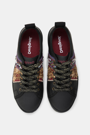 Sneaker tela boho | Desigual