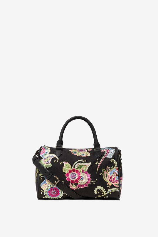 Embroidered handbag | Desigual