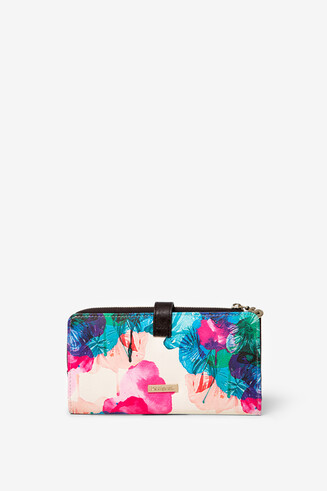 Horizontal Floral Purse Isola Ester