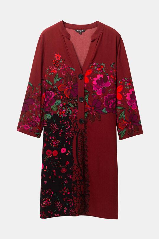 Boho flowers dress | Desigual