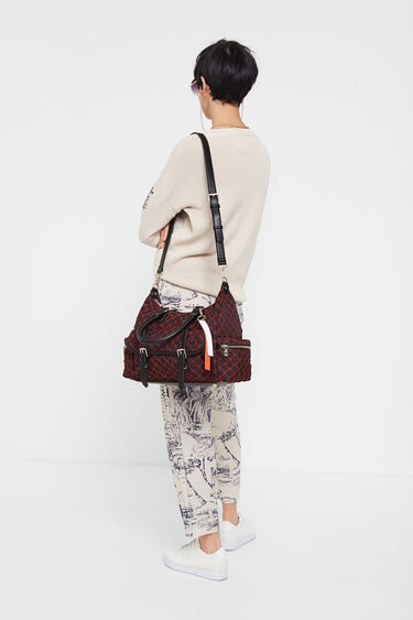Big padded bag | Desigual