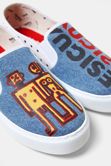 Slip-on-Sneakers Victoria | Desigual