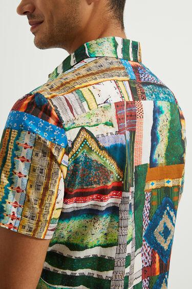 Shirt friezes 100% cotton | Desigual