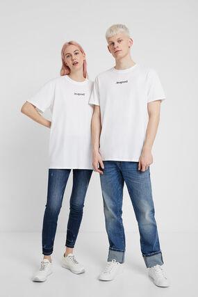 T-shirt 100% katoen nieuw logo