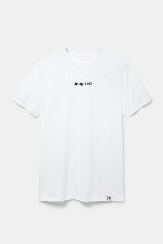 Koszulka z nowym logo ze 100% bawełny