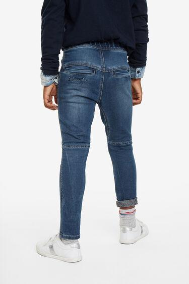 Spodnie jeansowe z naszywkami | Desigual