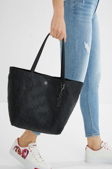 Sac shopping bag 2 en 1   Desigual