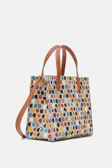 Mini sac shopper logo | Desigual