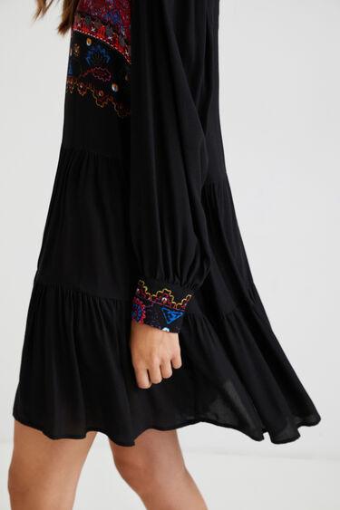 Short dress boho viscose | Desigual