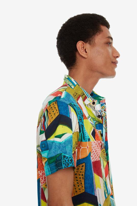 Camisa arty 100% cotó   Desigual