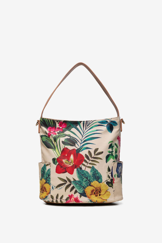 Floral White Bag Yakarta Mini | Desigual