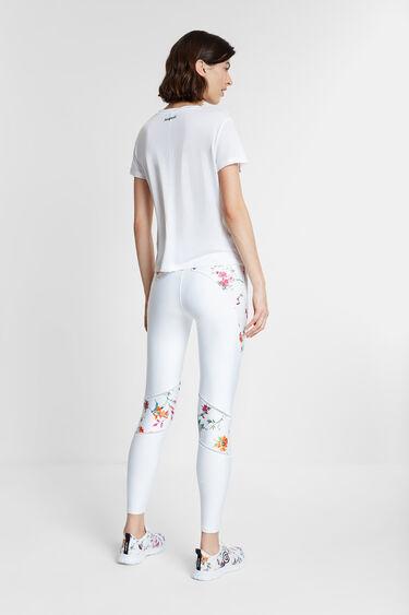 T-shirt fleuri éco-friendly | Desigual