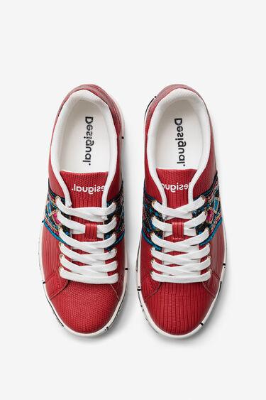 Sneakers in hindoe-stijl LOVE | Desigual