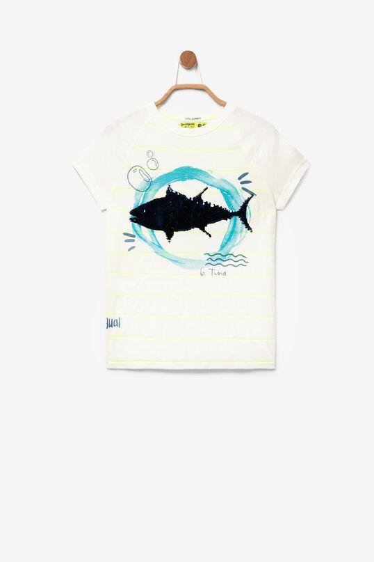 Shirt katoen tonijn Javier | Desigual