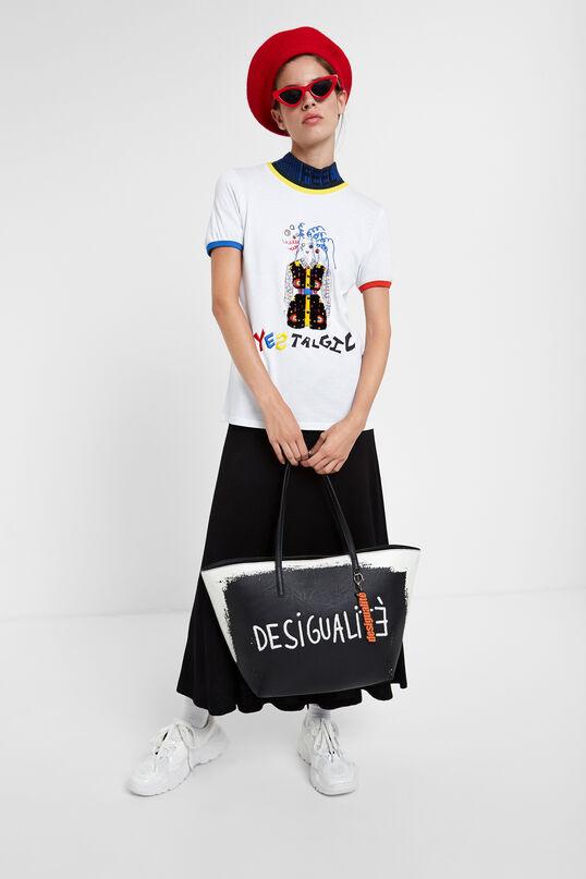 Young talents  Yestalgic Illustration T-shirt | Desigual