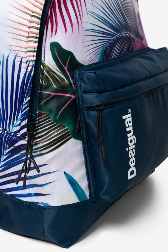 Sac à dos print tropical Bio Patching | Desigual
