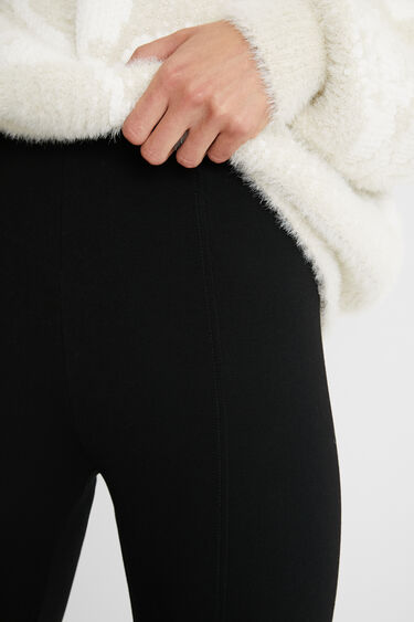 Slim fit gebloemde legging | Desigual