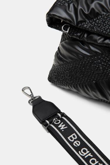 Padded crossbody bag | Desigual