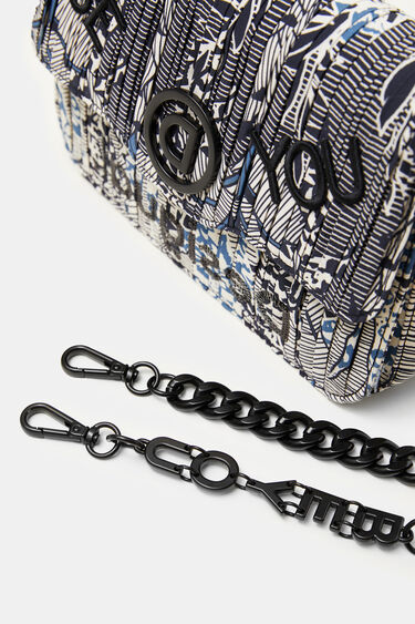 Little bag cloth strips | Desigual