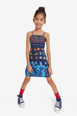 Blue Tulip Dress Windhoek