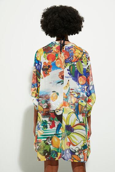 Print bath tunic | Desigual