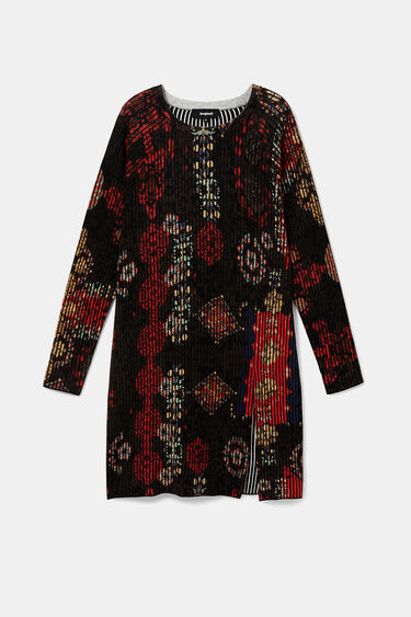 Lange trui van 100% katoen | Desigual